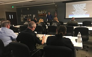 Public safety personnel participated in a daylong seminar for on-the-job approaches with citizens on the autism spectrum.