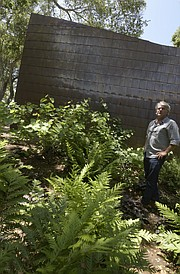 Landscape architect Wade Graham