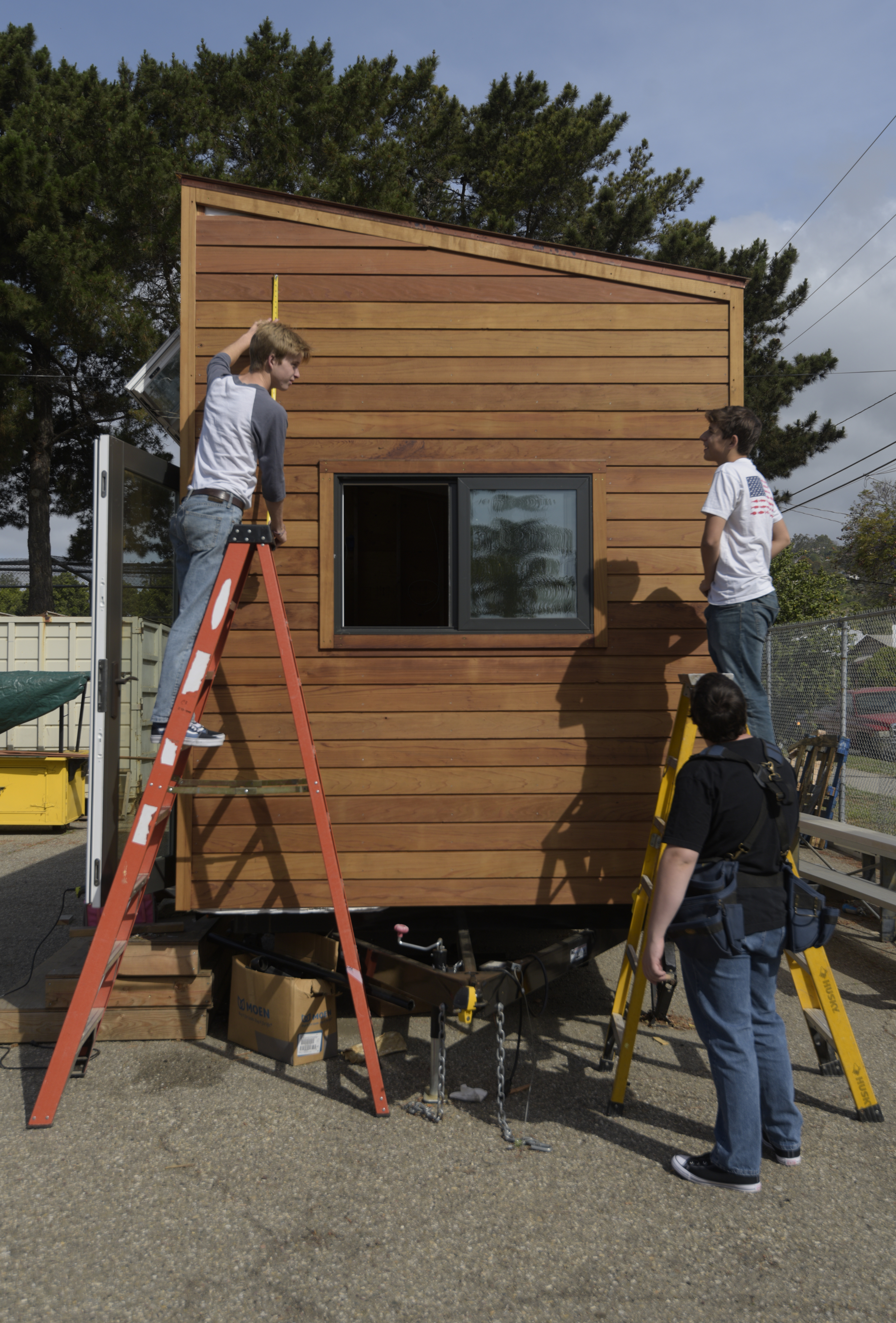The tiny home education revolution for Tiny house santa barbara