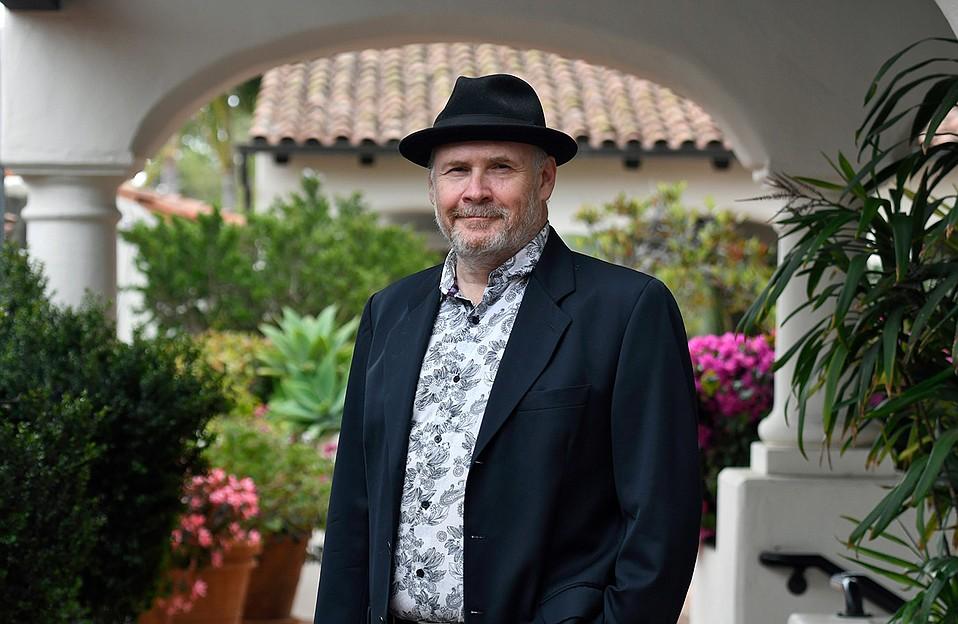Erik Talkin, Foodbank CEO, alleviates hunger with healthy, nutritious food.