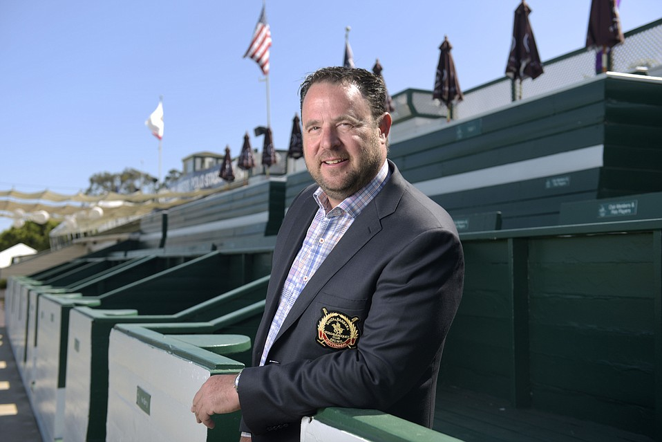 General Manager at Santa Barbara Polo & Racquet Club David Sigman