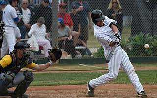 Chase Illig accumulated a .472 batting average in the Santa Barbara Foresters' first nine games, while closer Chase Wallace pitched the final inning of a no-hitter.