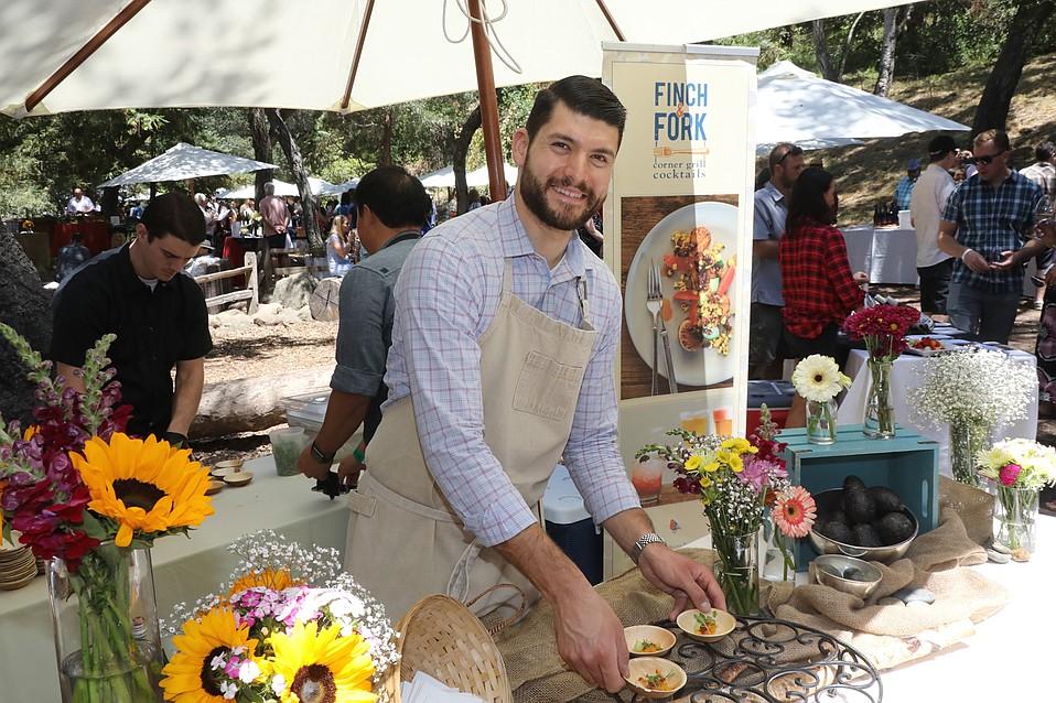 Images from last years Santa Barbara Wine + Food Festival
