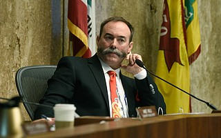 4th District Supervisor Peter Adam