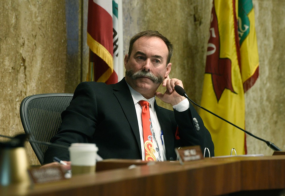 4th District Supervisor Peter Adam