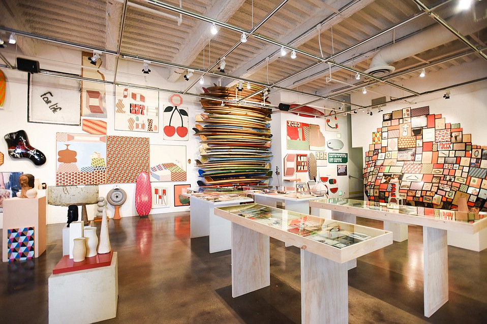 Barry McGee: SB Mid Summer Intensive​, Installation view at Museum of Contemporary Art Santa Barbara, Santa Barbara, CA, July 1 - October 14, 2018