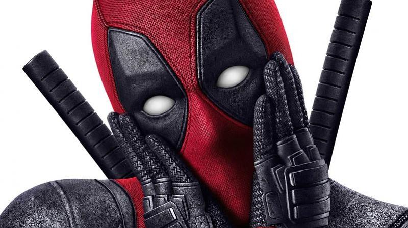 <em>Deadpool 2</em> starrs Ryan Reynolds as Deadpool.