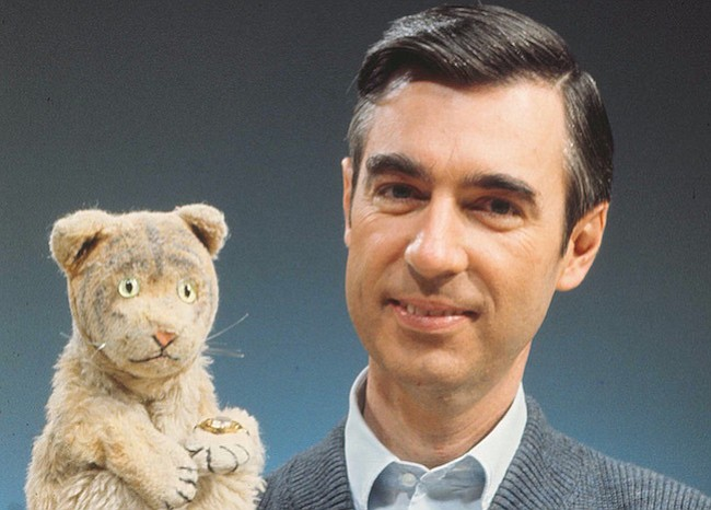 From the documentary <em>Won't You Be My Neighbor?</em>