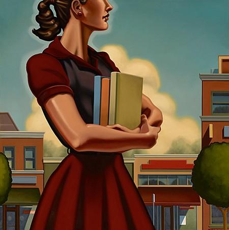 """""""Read 2"""" by Kenton Nelson"""