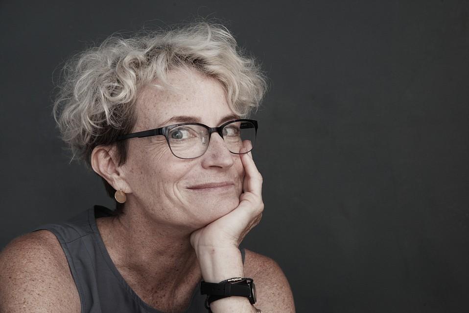 Author Ashton Applewhite