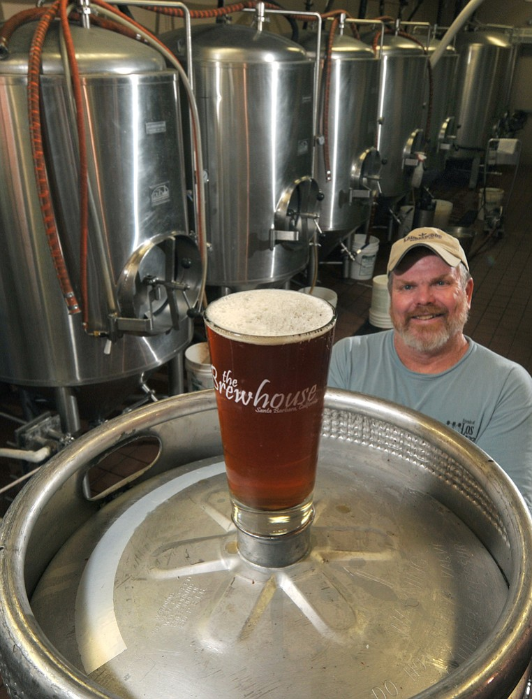 The Brewhouse's Pete Johnson