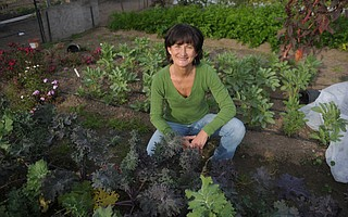 Sansum Clinic nutritionist Gerri French