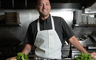 Chef Justin West is serving up gourmet classics from his Julienne days every Monday and Tuesday at Wildwood Kitchen
