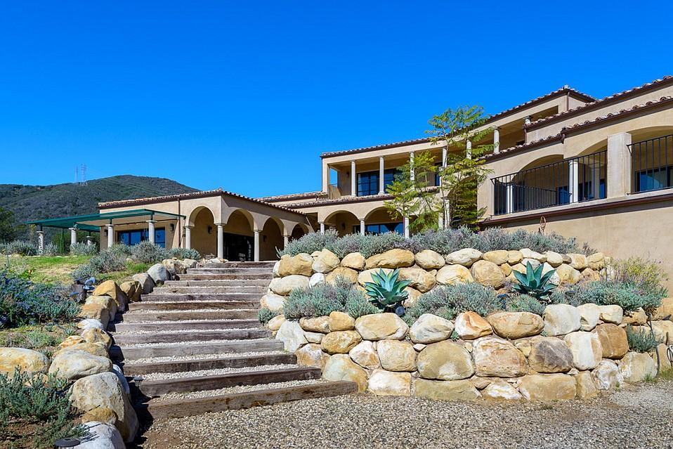 Address: 1747 San Marcos Pass Road | Status: On the market | Price: $7,950,000