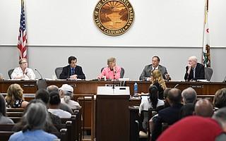 Santa Barbara City Planning Commission meeting