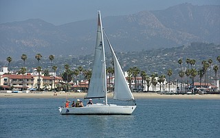 S.B. Sailing Center uses J-24s in their adult sailing instruction program.