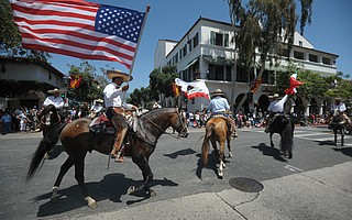 Equestrian Parade, 2011