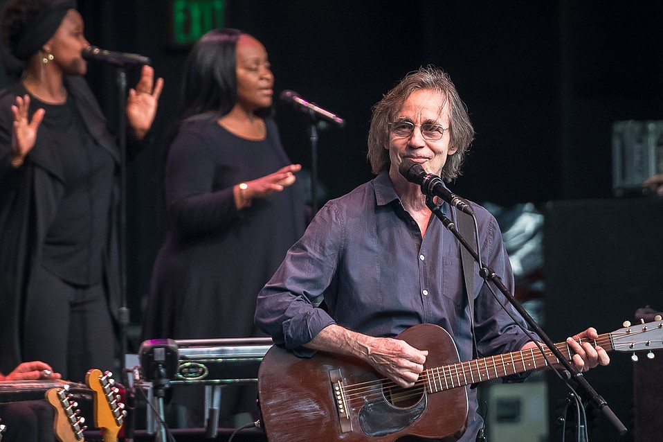 Jackson Browne at the Santa Barbara Bowl
