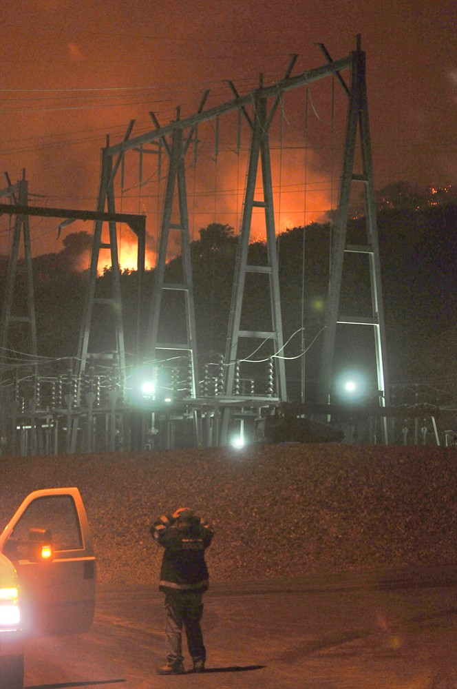 California's ongoing drought and new normal of a year-round fire season have forced electrical utility companies to take the unprecedented step of preemptively shutting off power during extreme fire weather.