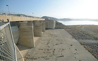 Bradbury Dam