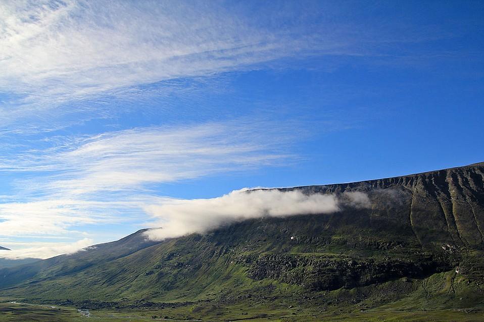 Mount Kebnekaise