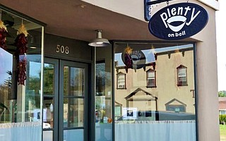 Eat, Play, Love Los Alamos will showcase the town's trendiest restaurants, including Plenty on Bell (above), and cultiest wines while raising money to support the Friends of the Los Alamos Public Library.