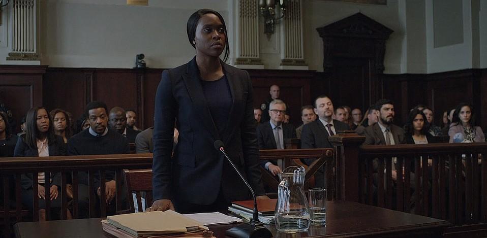 Clare-Hope Ashitey as public defender K.J. Harper in <em>Seven Seconds</em>