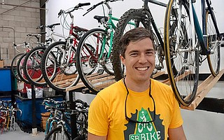 Ken Dahmen and Bici Centro are helping guide North County's growing biking community.