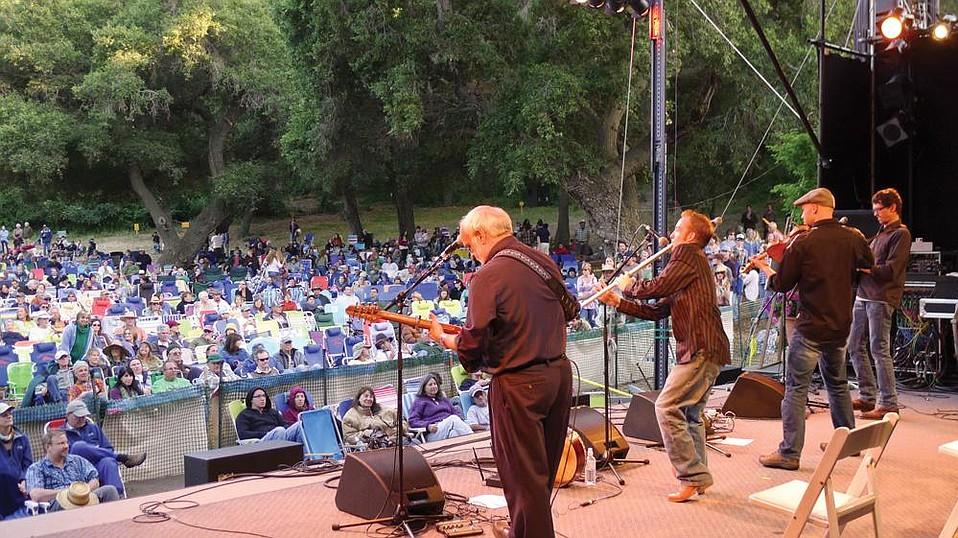 Live Oak Music Festival