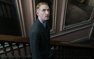Domhnall Gleeson in <em>The Little Stranger</em>