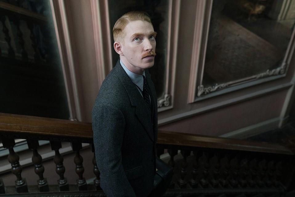 Domhnall Gleeson in <em>The Little Stranger</em>