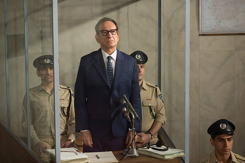 Ben Kingsley in <em>Operation Finale</em>