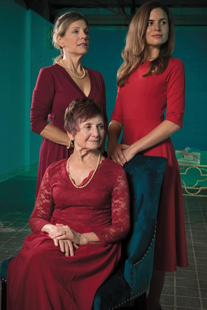 <em>Three Tall Women</em>