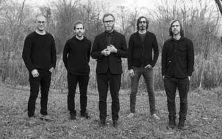 From left: Scott Devendorf, Bryce Dessner, Matt Berninger, Bryan Devendorf, Aaron Dessner