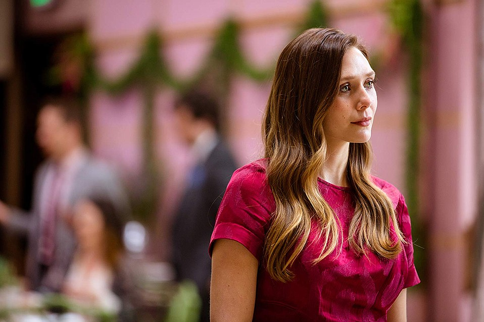 Elizabeth Olsen stars in <em>Sorry for Your Loss</em>