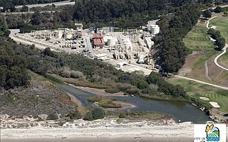 The Ellwood Onshore Facility remains tied up in Venoco's bankruptcy as a chief asset, but it is part of an agreement between the City of Goleta and the State Lands Commission for regulatory authority of the Ellwood Field.