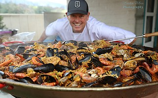 Chef Pete Clements talks forcemeat; plus, more food fests in coming weeks