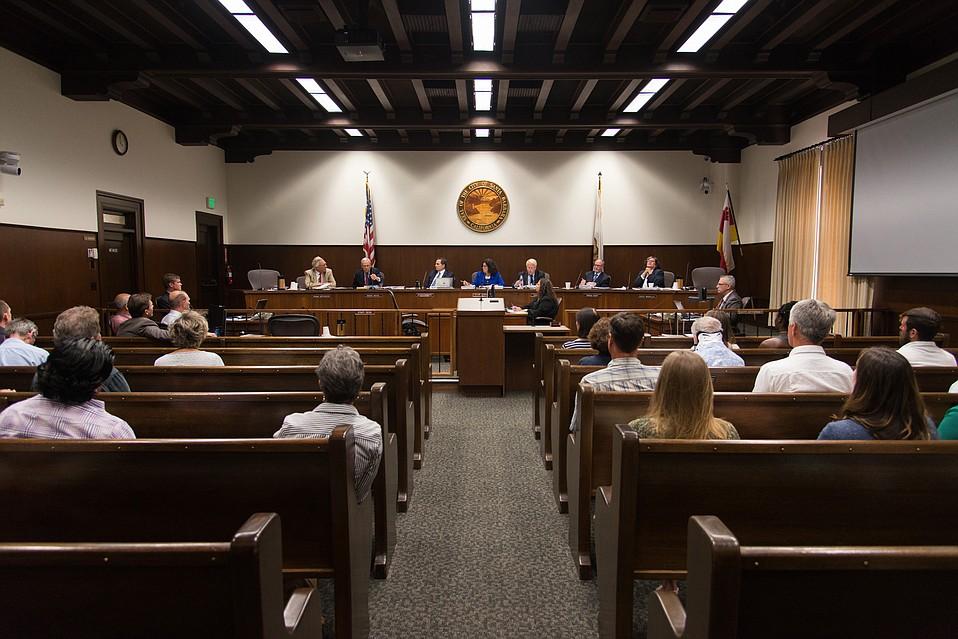 City Council Meeting (07.07.2017)