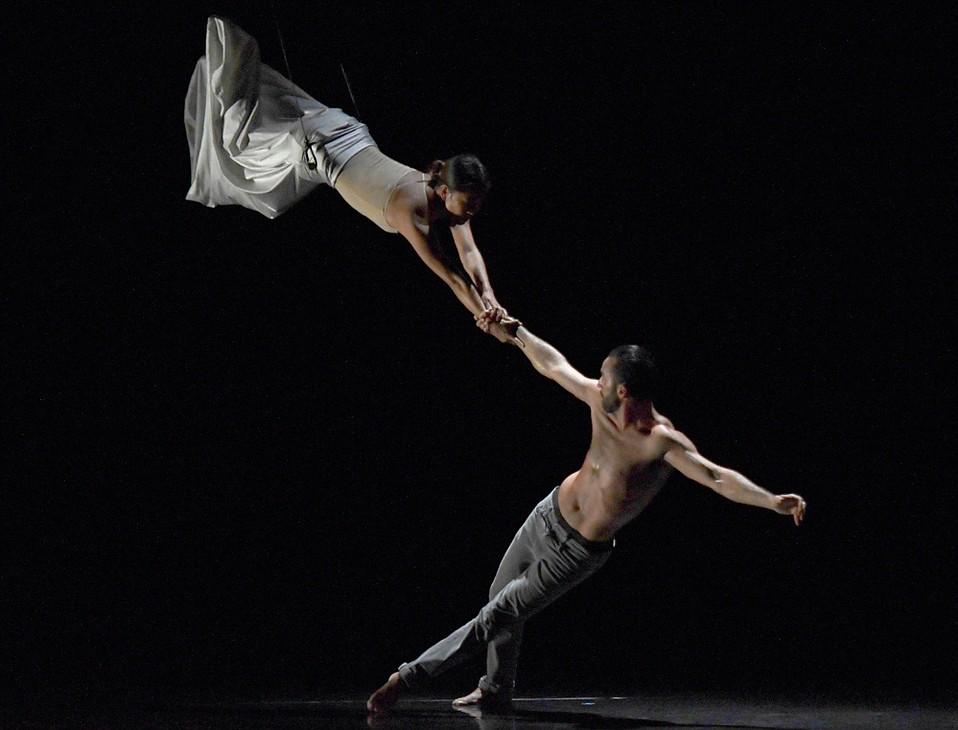 Company Wang Ramirez at the Granada Theatre