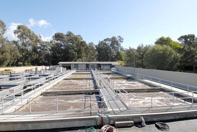 Montecito Sanitary District Wastewater Treatment Facility