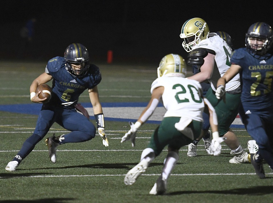 High School Football Playoff Preview