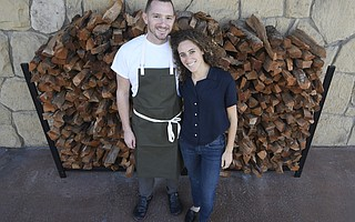 Brendan Smith and Rachel Greenspan met at the legendary Roberta's pizzeria in Brooklyn, then launched a mobile pizza service in Santa Barbara called Autostrada. Today they're running Bettina, their very own restaurant.