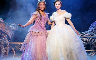Theatre League kicks off its 10th season with Douglas Carter Beane's adaptation of Rodgers and Hammerstein's <em>Cinderella</em>.