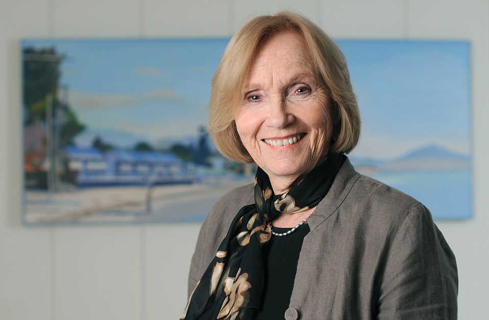 Eva Marie Saint made her film debut in 1954, when director Elia Kazan cast her in On the Waterfront. She won an Oscar for her role in that film and has been a working actor ever since.