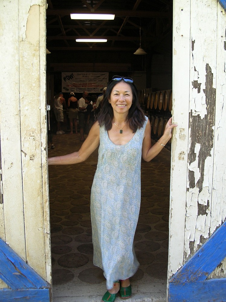 From New York to Pennsylvania to Goleta, Lonnie Wu took in life, and as an acupuncturist, she restored it to people in need.