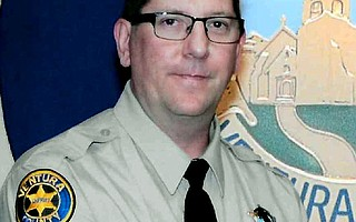 Ventura County Sheriff's Sgt. Ron Helus