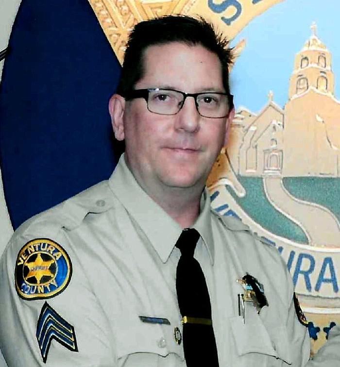 Ventura County Sheriff's Sgt. Ron Helus
