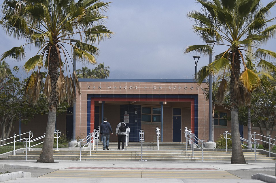 San Marcos High School