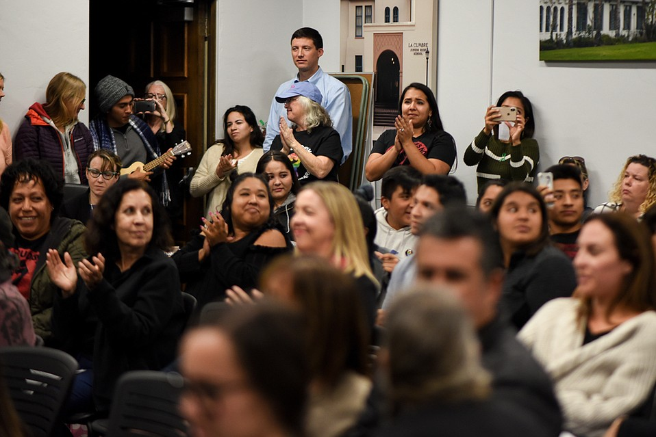 Santa Barbara Unified School District board members unanimously voted to require ethnic studies coursework as a graduation prerequisite.