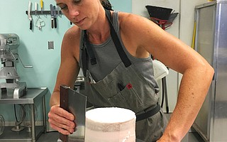 Enjoy Cupcakes owner Amber Vander Vliet lives and breathes baking.